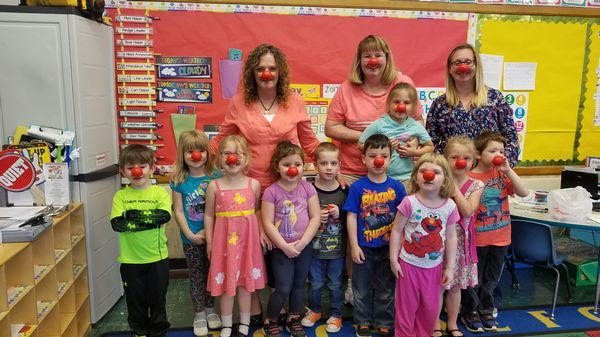 MVCAA's Head Start Classroom in Boonville Gives Back!