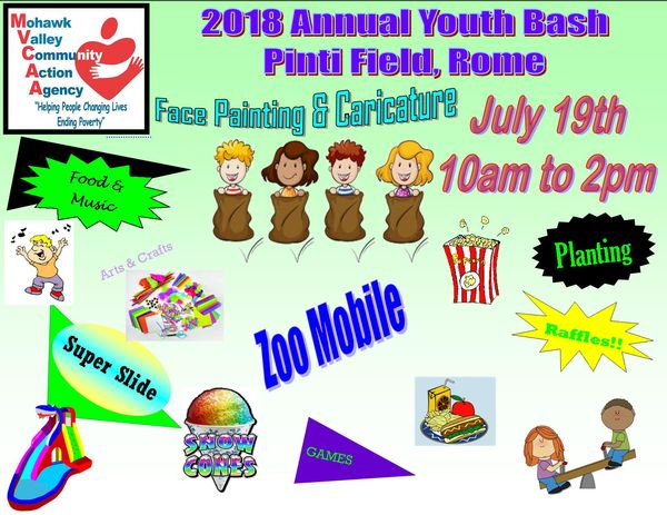 2018 Youth Bash
